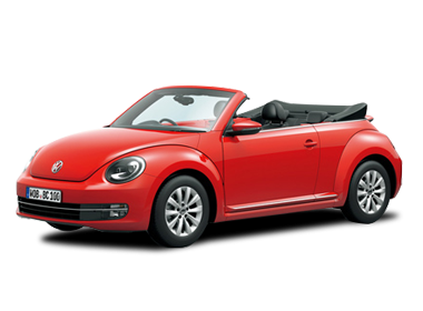 the beetle cabriolet