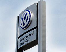 Volkswagen岐阜南 認定中古車センター 先行営業のお知らせ