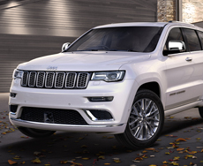 NEW Jeep® Grand Cherokee グランドデビュー