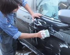 洗車スタッフ